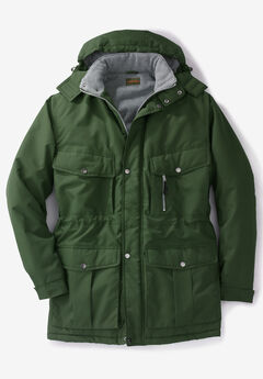 Expedition Parka by Boulder Creek®, NEW OLIVE