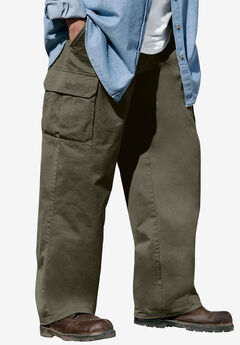 aba5b47dfa4 Renegade Cargo Pants with Side Elastic by Boulder Creek®