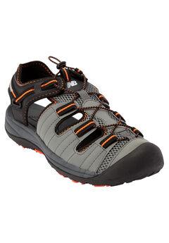 New Balance® Appalachian Sandal, BLACK ORANGE, hi-res