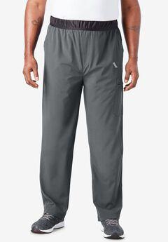 Tech Pants by KS Sport™, STEEL