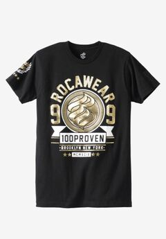 Roc Worldwide Foil Tee by Rocawear®,