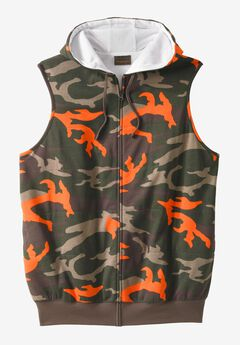 Thermal Lined Fleece Vest by Boulder Creek®,