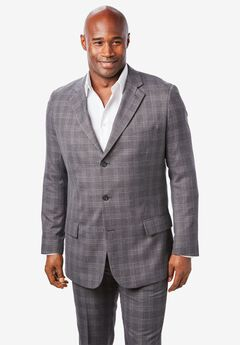 Easy Movement® Three-Button Jacket by KS Signature,
