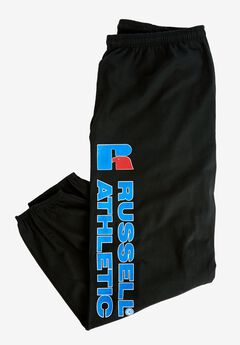 Elastic Cuff Logo Pants by Russell Athletic®,