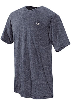 Champion Jersey Tee by Hanes®, GRANITE HEATHER, hi-res