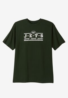 NFL® Safety Blitz Tee, JETS