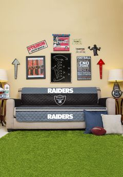 NFL® Sofa Cover, RAIDERS