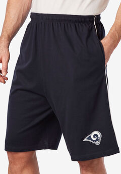 NFL® Side Hit Piped Jersey Short, RAMS