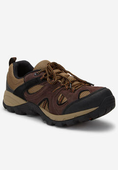 Boulder Creek® Trail Shoe, BROWN, hi-res