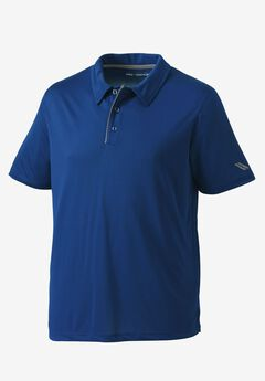 Tipped Performance Polo by KS Sport™,