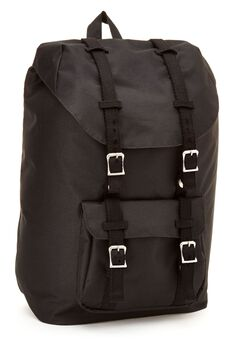 Double Strap Backpack ,