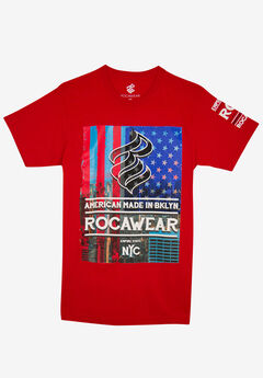American Made Tee by Rocawear®,