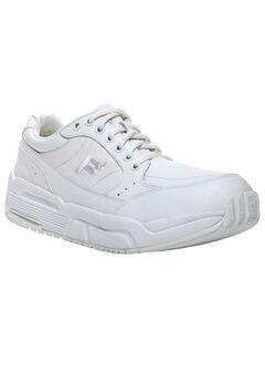 Propét® Sanford Sneaker, WHITE, hi-res
