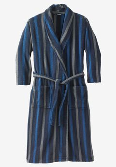 5a5d71eabe Big and Tall Robes   Sleepwear for Men