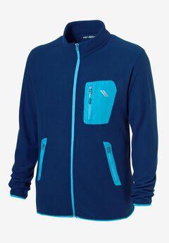 Tech Jacket by KS Sport™, MIDNIGHT NAVY, hi-res