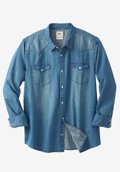 Denim Western Shirt by Levis®,