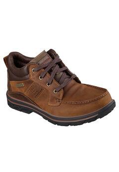 Segment Milago Waterproof Boots by Skechers®, BROWN, hi-res