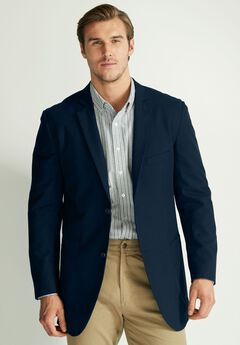 Best Fitting Blazer by KS Signature, NAVY