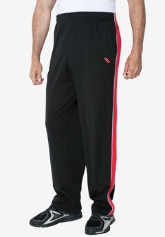 Performance Jersey Pants by KS Sport™, BLACK, hi-res
