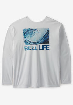 UV Runnin & Gunnin Tee by Reel Life®,