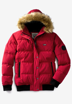 Quilted Snorkel Parka by Levis®,