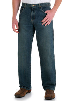 Straight Relax Jeans by Wrangler®, MEDITERRANEAN, hi-res