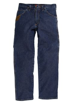 Durable Contractor Jeans by Wrangler®, ANTIQUE INDIGO, hi-res