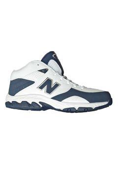 New Balance® 581 Basketball Shoes, WHITE NAVY, hi-res
