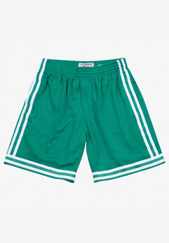 NBA® Swingman Shorts by Mitchell & Ness®,