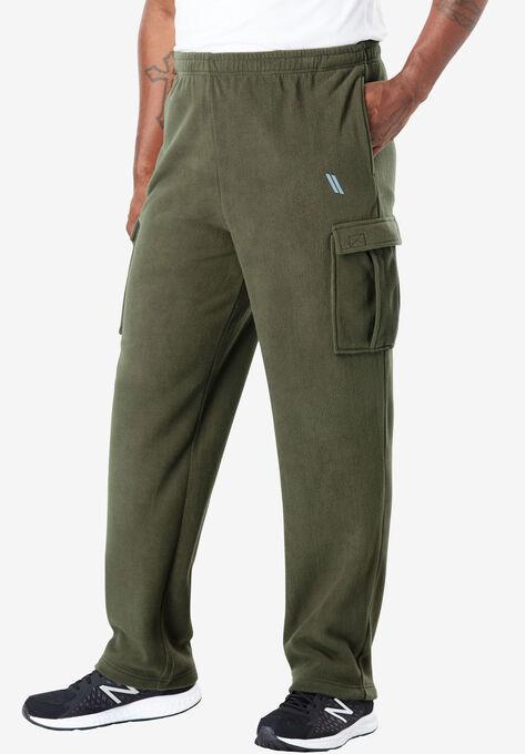 7aa1ae286ee Cargo Fleece Tech Pants by KS Sport™