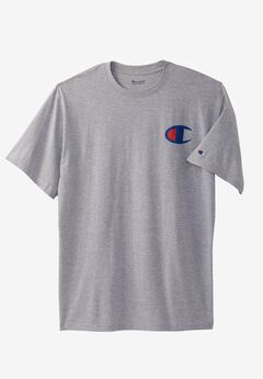 Chest Logo Tee by Champion®,