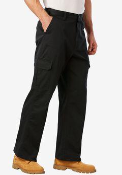 Cargo Work Pants by Dickies®, BLACK, hi-res