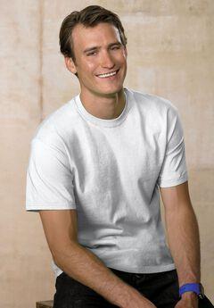 Hanes® ComfortSoft Heavyweight Cotton Crew T-Shirt,
