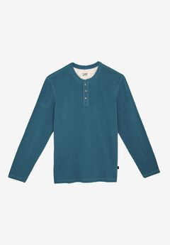 Weekender Long-Sleeve Henley by Lee®,
