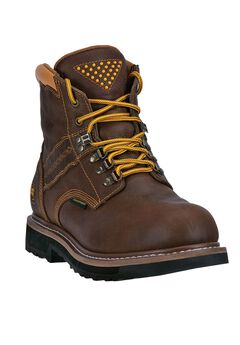Dan Post Gripper 6' Shaft Soft Toe Lace Boot,