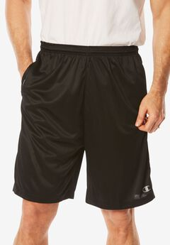 Vapor® Performance Shorts by Champion®, BLACK, hi-res