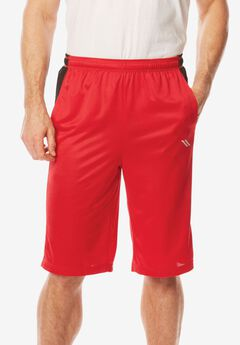 Force Cool Shorts by KS Sport™, BLAZE RED, hi-res