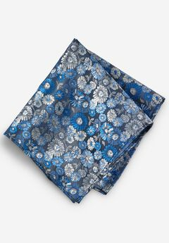 Silk Pocket Square by KS Signature,
