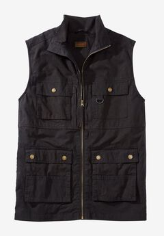 Resistance Vest by Boulder Creek®, BLACK, hi-res