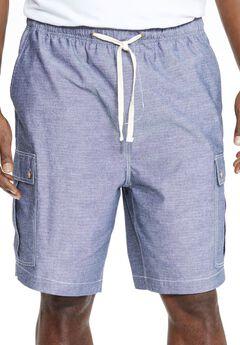 Chambray Cargo Shorts by KS Island™,