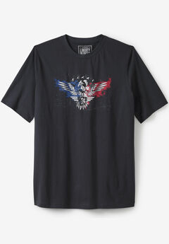 Liberty Blues® Americana Screen Tee,