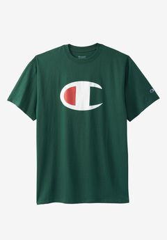Large Logo Tee by Champion®,