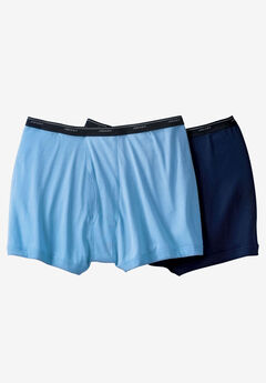 Jockey® Classic Boxer Brief 2-Pack, INDIGO BLUE