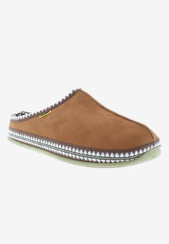 Wherever Indoor-Outdoor Slippers by Deer Stags®, CHESTNUT