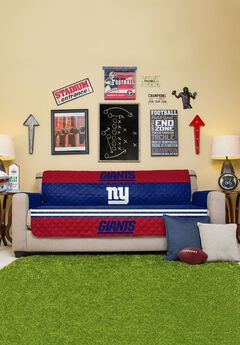NFL® Sofa Cover, GIANTS
