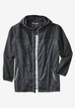 Force Cool Windbreaker by KS Sport™, BLACK COLORBLOCK