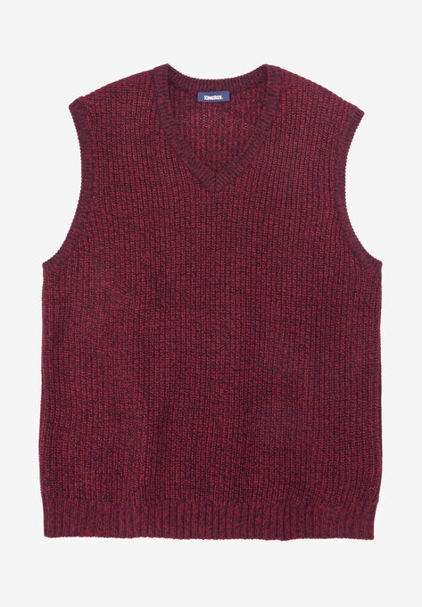 34aa717eca95e Shaker Knit V-Neck Sweater Vest