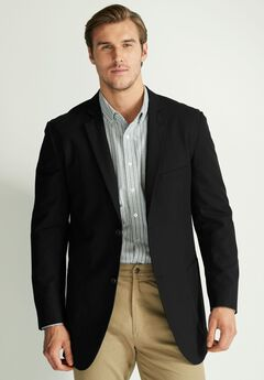 Best Fitting Blazer by KS Signature, BLACK