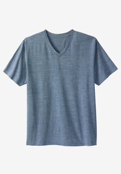 Flex V-neck Tee by Liberty Blues® ,
