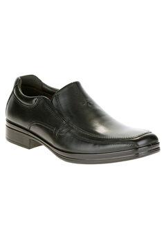 Hush Puppies® Quattro Slip-On BK Dress Shoes,